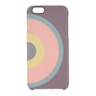 Caso retro del iPhone de Bedford Funda Clearly™ Deflector Para iPhone 6 De Uncommon