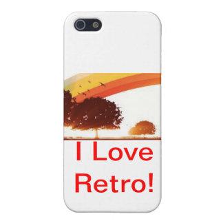 Caso retro IPHONE5 iPhone 5 Protector