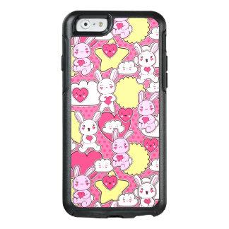 Caso rosado lindo del iPhone 6/6s de OtterBox de Funda Otterbox Para iPhone 6/6s