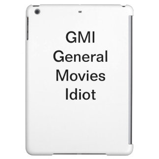 Caso Shell del iPad duro de GMI mini