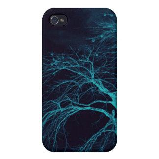 Caso solo del iPhone 4 del árbol iPhone 4/4S Funda