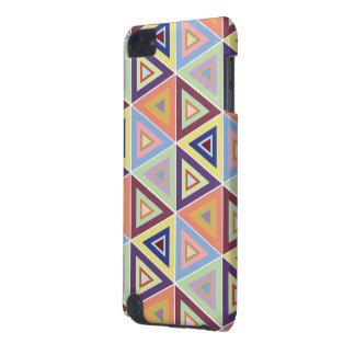 caso triangular grande del tacto 5g de iPod de la  Funda Para iPod Touch 5G