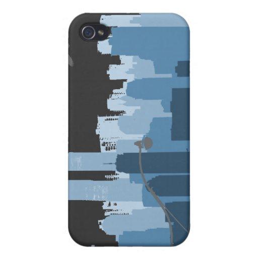 Caso urbano del iPhone 4 iPhone 4 Coberturas