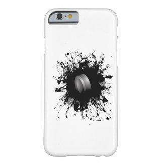 Caso urbano del iPhone 6 del estilo del hockey Funda Para iPhone 6 Barely There
