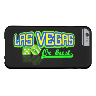 Casos de Las Vegas Funda De iPhone 6 Barely There