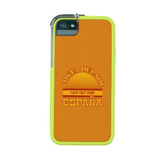 Casos del iPhone de Costa del Sol