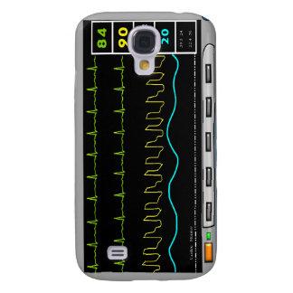 Casos del iPhone y de la electrónica del monitor c Funda Samsung S4