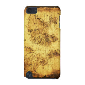 Casos frescos del tacto de iPod del mapa de Viejo