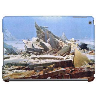 CASPAR DAVID FRIEDRICH - el mar del hielo 1824