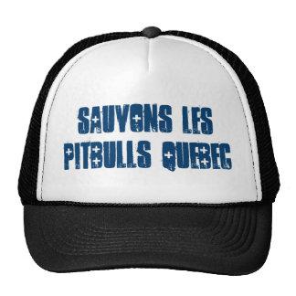 Casquette favorable Pitbull Gorras