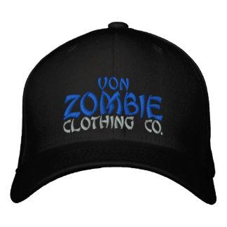 Casquillo 002A de Von Zombie Skull Gorra De Béisbol