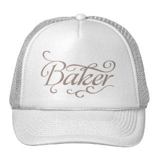 Casquillo 2 del panadero gorras