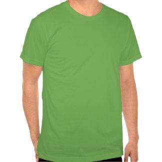 Casquillo académico cuadrado camiseta