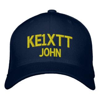 Casquillo aficionado del indicativo de la gorras de beisbol bordadas