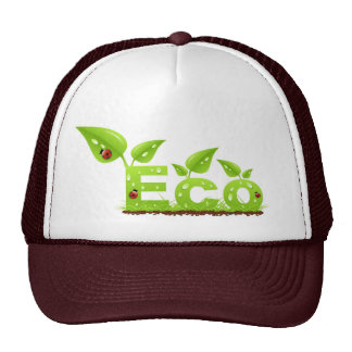 Casquillo amistoso de Eco Gorra