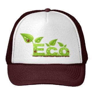 Casquillo amistoso de Eco Gorras De Camionero