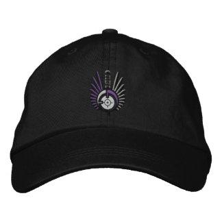 Casquillo bordado FateofDestinee negro de la bola Gorras De Beisbol Bordadas
