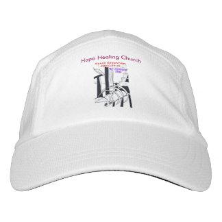 Casquillo cristiano del gorra de béisbol de la gorra de alto rendimiento