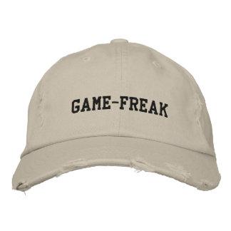 Casquillo de Game Freak Gorra Bordada