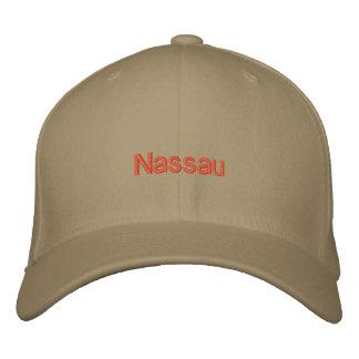 Casquillo de golf bordado gorra de beisbol bordada