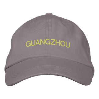 Casquillo de Guangzhou Gorra De Beisbol