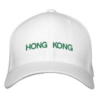 Casquillo de Hong Kong Gorra Bordada