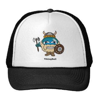 Casquillo de la bola de Viking Gorro De Camionero