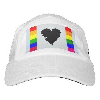 Casquillo de la bola del orgullo de LGBT para las Gorra De Alto Rendimiento