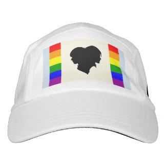 Casquillo de la bola del orgullo de LGBT para los Gorra De Alto Rendimiento