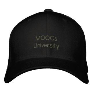 """Casquillo de la revolución de """"MOOCs U"""" - Gorros Bordados"""