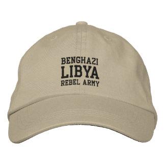 Casquillo de LIBIA Gorras De Beisbol Bordadas