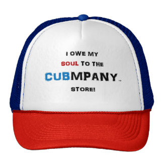 Casquillo de los deportes de los Chicago Cubs Gorros