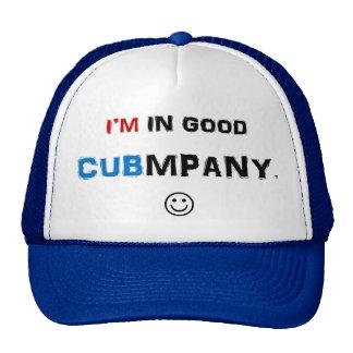 Casquillo de los deportes de los Chicago Cubs Gorros Bordados