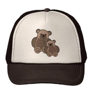 Casquillo de los osos de peluche gorra