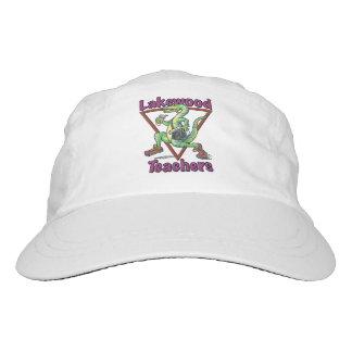 casquillo de los profesores gorra de alto rendimiento