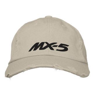 Casquillo de Mazda mx-5 Gorros Bordados