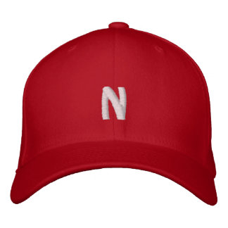 Casquillo de Nebraska Gorra De Beisbol
