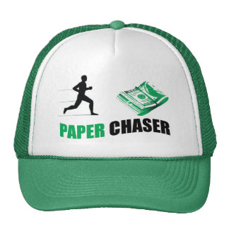 Casquillo de papel del cazador gorra