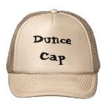 Casquillo de tonto gorra