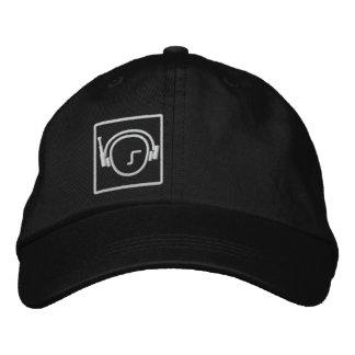 Casquillo del auricular gorra de béisbol bordada