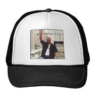 Casquillo del camionero a vivir para gorras