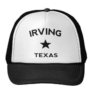 Casquillo del camionero de Irving Tejas Gorro De Camionero