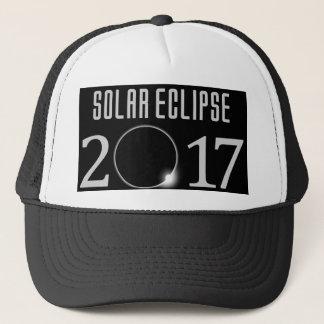 Casquillo del eclipse solar 2017 gorra de camionero