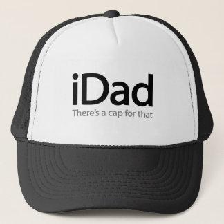 casquillo del iDad (papá de i) - un gorra
