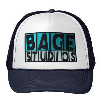 Casquillo del logotipo de BageStudios Gorra