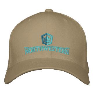 Casquillo del noroeste del equipo gorra bordada