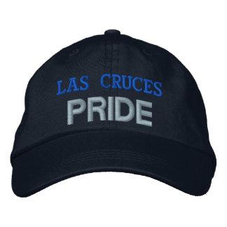 Casquillo del orgullo de Las Cruces Gorras Bordadas