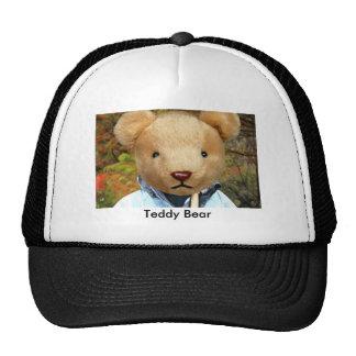 Casquillo del oso de peluche gorro de camionero