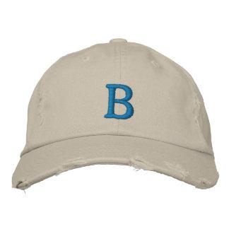 Casquillo del vintage de la escuela vieja de gorra de béisbol