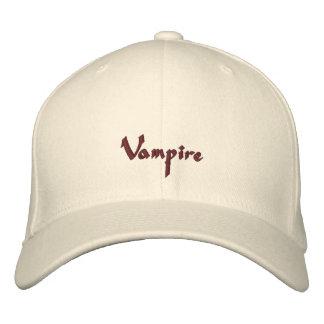 Casquillo gorra del vampiro